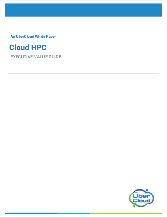 Cloud HPC executive value guide full