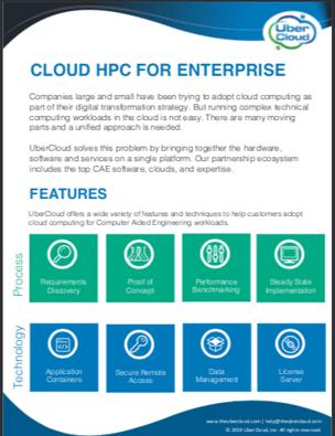 CloudHPC-Enterprise