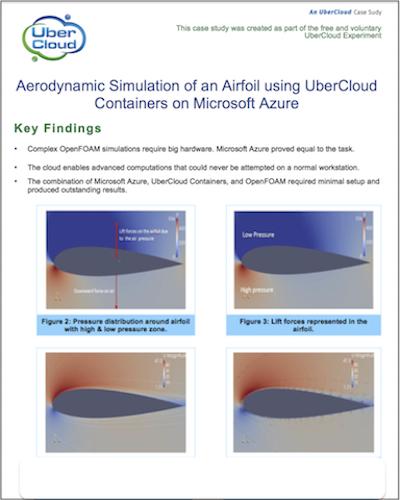 OpenFOAM in the cloud